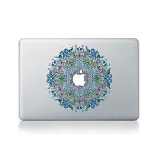 Etiqueta engomada floral Victoriano Mandala Vinilo Macbook Para Macbook 13/15/Macbook St...