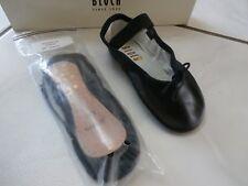 NIB Bloch Dansoft Ballet Dance Shoes Leather 10.5B   8.5C