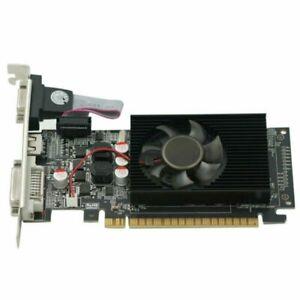 Computer Graphics Card For GT730 2GB 64Bit DDR3 DVI VGA PCI-E Game Video Card