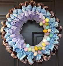 Beautiful Easter Wreath - Magic Eggs