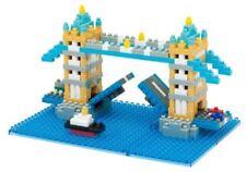 Nanoblock Bridges Building Toys