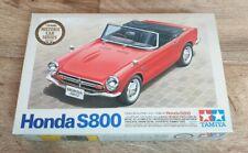 Tamiya Historic Car Series Honda S800 1:24