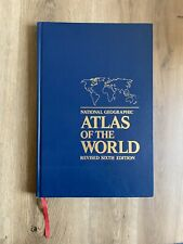Special Publications 26 Ser.: National Geographic Atlas of the World by U. S....