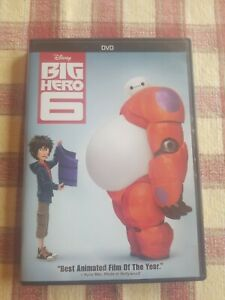 Disney Big Hero 6 DVD