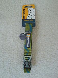 Ruffwear Flat Out Dog Collar 25204/9221420 New River - BNWT