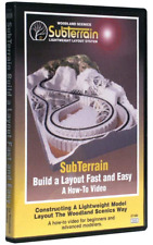 Woodland Scenics ST1400 Subterrain Video Dvd