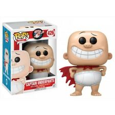 Funko - POP Movies: Captain Underpants Vinyl Action Figure New In Box
