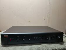 ADCOM GFP-555 Home Audio Stereo Pre-Amplifier. Working fine. Looking fine.