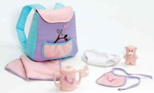 """Madame Alexander """"Baby Birdie Accessory Pack"""" for Play Baby # 62215 - New in Box"""