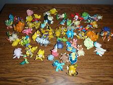 Lot of Vintage Pokemon Figures