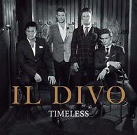 Il Divo - Timeless (NEW CD)