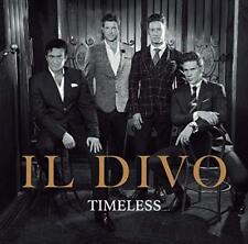 IL Divo Timeless CD - Release August 2018