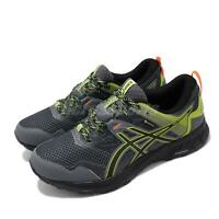 Asics Gel-Sonoma 5 G-TX Gore-Tex Grey Lime Mens Trail Running Shoes 1011A660-020