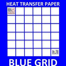 200 PACK DARK HEAT TRANSFER PAPER FOR INKJET PRINTING IDT Made in USA #1 seller