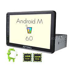"8"" Android 6.0 Car Radio Stereo Single Din 2GB GPS Navigation DVR SD USB RDS 4G"