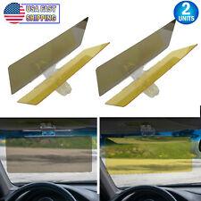 2 Car Sun Visor Extension Car Anti Glare Driving Hd Visor Universal Day Night