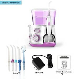 Waterpulse Electric Water Jet Pick Flosser Oral Irrigator Teeth Dental Clean