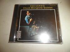 CHUCK MANGIONE QUINTET  - recuerdo cd new / sealed
