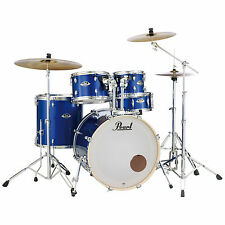 Pearl Export Set High Voltage Blue 20/10/12/14/14 Drumset