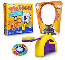 Pie Face Game Toy kids fun play birthday party funny cake pie FREE SHIPPING