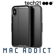 tech21 T21-6174 iPhone XS EVO Wallet Case - Black