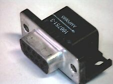 Sub-D-Buchse 9pol Print 90° female AMP