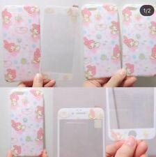 Japón melodía Funda Para Iphone Y Vidrio Protector de Pantalla Set Para Iphone 6/6s y 7