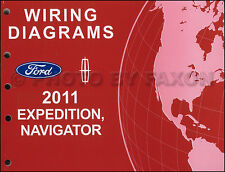 2011 Expedition Navigator Wiring Diagram Manual Original Ford Lincoln Electrical