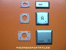 APPLE MACBOOK PRO 2006 - 2008 POWERBOOK G4 TECLA TECLAS KEYS