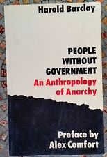 People Without Government: Anthropology of Anarchy