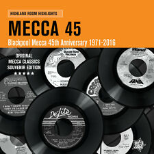 "BLACKPOOL MECCA  ""HIGHLAND ROOM SOUL HEAVEN""  13 ORIGINAL MECCA CLASSICS"