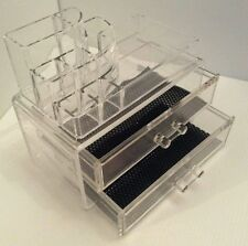 **REDUCED** Clear Storage Organiser - Ideal for Cosmetics/Crafts/DIY