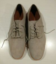 aae26e3d974 BRAND NEW EDDIE BAUER TAUPE SUEDE LEATHER OXFORD LACE-UP WOMEN S DRESS SHOES