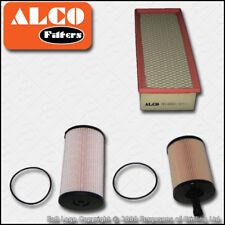 SERVICE KIT for VW PASSAT (3C) 2.0 TDI 16V ALCO OIL AIR FUEL FILTERS (2005-2010)