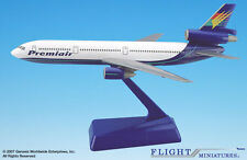 Flight Miniatures Premiair Air Charter Douglas DC-10 1:250 Scale Display Model