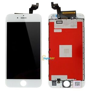 LCD DISPLAY TIANMA APPLE IPHONE 6S PLUS A1634 SCHERMO TOUCH SCREEN VETRO BIANCO