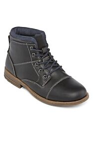 Arizona Little Kid/Big Kid Boys Cruise Lace Up Boots Lace-up  Msrp 50$
