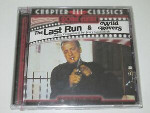 Jerry Goldsmith / the Last Run + Wild Rovers (Chapter (III) Rec. Cha 0135) CD