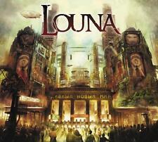"LOUNA ""Дивный новый мир"" 3D cover DIGIPAK CD 2016 Female Vocal; tracktor bowling"