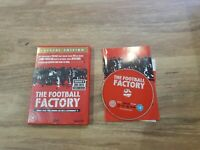 THE FOOTBALL FACTORY - DVD - SPECIAL EDITION - 2004