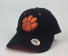 Clemson Tigers NCAA College Cap  Kappe Football Flexfit Size M / L 55,9- 58,7 cm