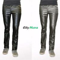 Men's Skinny Jeans Rustic Metal Black / Grey 28,30,32,34,36,38,40 Size - NEW