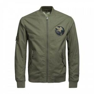 Jack&Jones Hombre Cazadora chaqueta Verde 13073