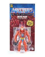 "Masters Of The Universe Origins BEAST MAN 5.5"" Action Figure 2020 NEW Walmart"