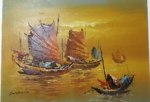 """Beautiful Oil painting 24"""" x 18"""""""