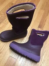 BOGS Girls Winter Snow Boots Size