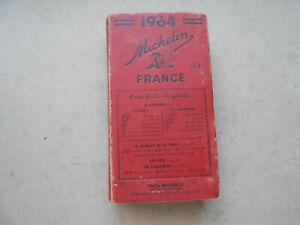 guide michelin 1964