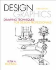 Fashion: Design Graphics : Drawing Techniques for Design Professionals by Peter