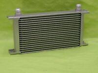 Burstflow Universal Ölkühler 19 Reihen Öl Kühler passend für AUDI BMW OPEL AN10