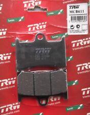 Lucas TRW Pastillas De Freno Yamaha BT1100 FJR1300 MT-07 TDM900 XT1200 787.29.63